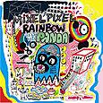 Mixel Pixel - Rainbow Panda